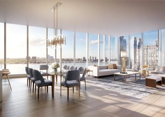 2 bed apartment for sale in 555 W 59th St, New York, Ny 10019, Usa