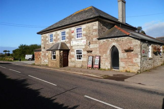Thumbnail Pub/bar for sale in Crown Inn And Lodges, Helston, Cornwall