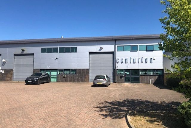 Thumbnail Warehouse for sale in Mead Lane, Hertford