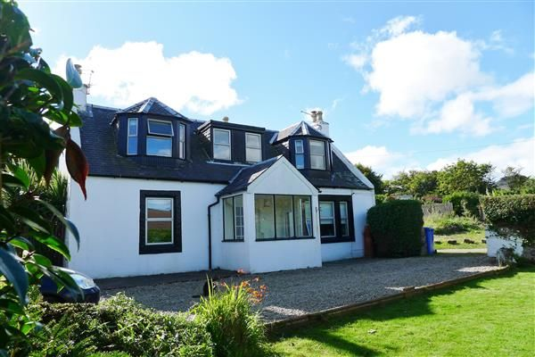 Thumbnail Detached house for sale in Mid Mayish House, Mid Mayish, Brodick
