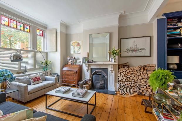 Thumbnail Terraced house for sale in Gladsmuir Road, Whitehall Park, London