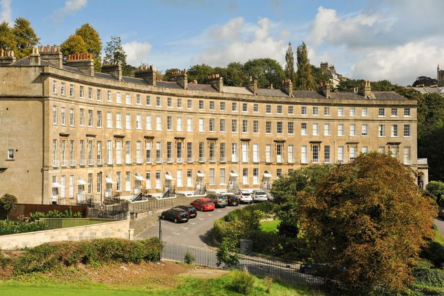 Thumbnail Maisonette for sale in Cavendish Crescent, Bath