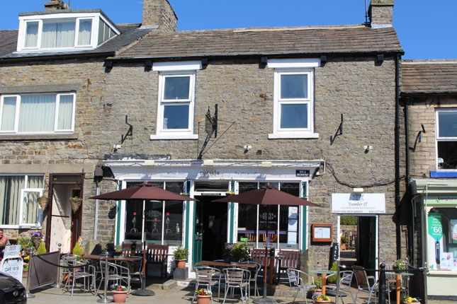 Thumbnail Terraced house for sale in Market Place, Middleton-In-Teesdale, Barnard Castle