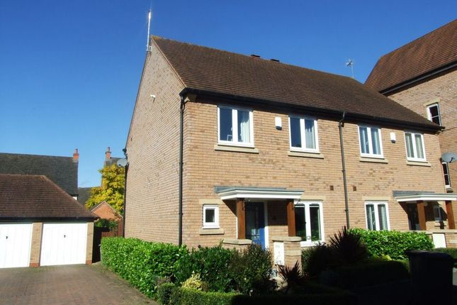 Thumbnail Property to rent in Arundel Way, Cawston, Rugby