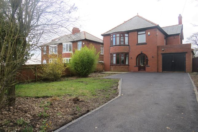 Thumbnail Detached house for sale in Wingate Road, Trimdon Station