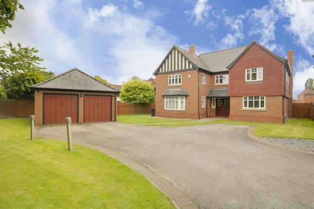 Detached house for sale in Mapperley Plains, Mapperley, Nottinghamshire