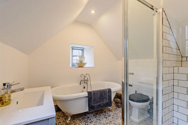 Annexe Bathroom of Northwick Terrace, Blockley, Gloucestershire GL56