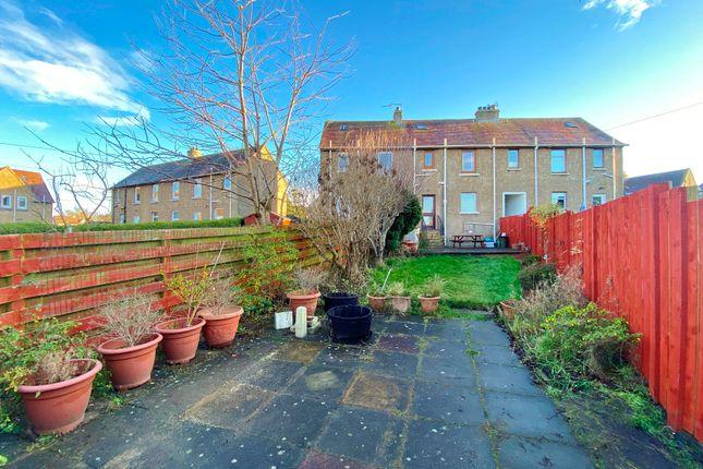 Garden (Rear) of 26 Clermiston Green, Clermiston, Edinburgh EH4