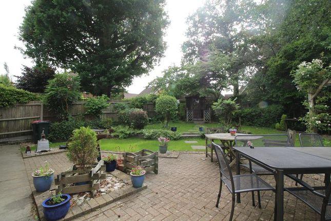 Garden of Chepstow Close, Worth, Crawley RH10