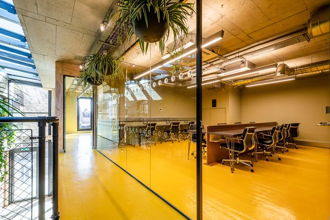Thumbnail Office to let in The Fisheries, Mentmore Terrace, London Fields, London