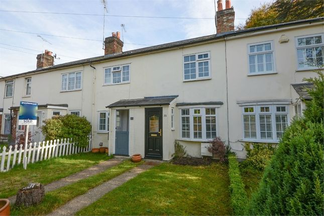 Thumbnail Terraced house for sale in Pyrcroft Lane, Weybridge, Surrey