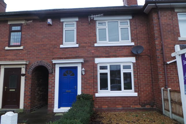 Thumbnail Town house to rent in Richmond Road, Hanford, Stoke-On-Trent
