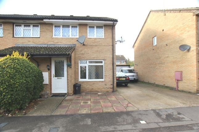 Thumbnail Semi-detached house for sale in Pendula Drive, Yeading, Hayes