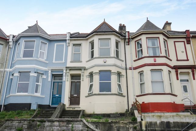 Thumbnail Flat for sale in Pasley Street, Stoke, Plymouth