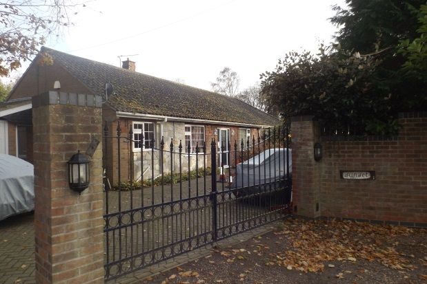 Thumbnail Room to rent in Newton Road, Hainford, Norwich