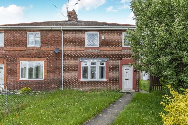 Thumbnail Semi-detached house to rent in Sunnymede Crescent, Askern, Doncaster