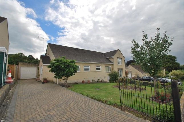 Thumbnail Bungalow to rent in St. Christophers Close, Bath