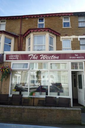 Thumbnail Hotel/guest house for sale in Woodfield Road, Blackpool