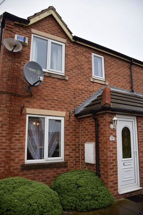 Thumbnail Semi-detached house to rent in Lakeside Grove, Hull