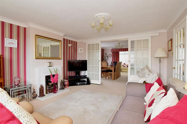 Thumbnail Detached house for sale in Amberley Close, Shoreham, West Sussex
