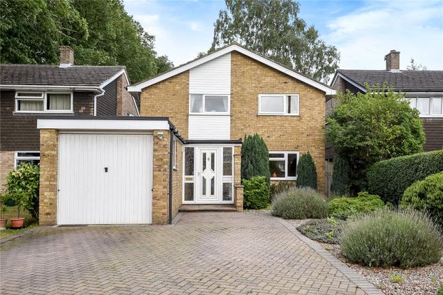 Thumbnail Detached house for sale in Drakes Drive, Northwood, Middlesex