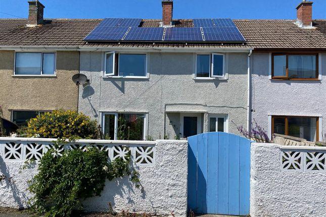 3 bed terraced house to rent in Glebelands, Johnston, Haverfordwest SA62