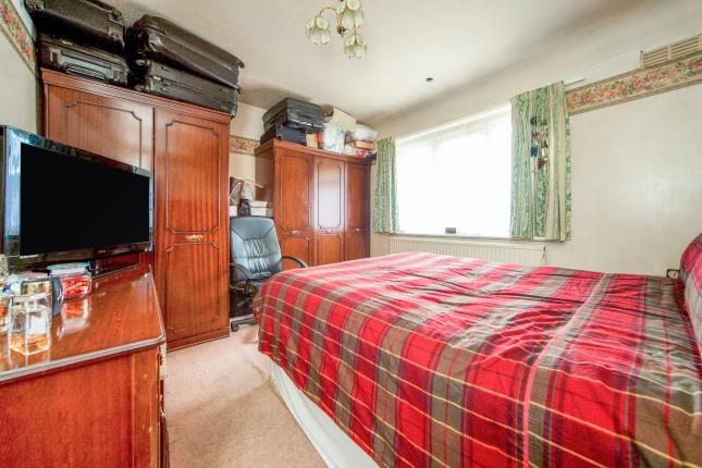 Master Bedroom of Normanton Park, London E4
