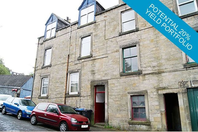 Thumbnail Flat for sale in 6, Bourtree Terrace, Portfolio Of 5 Flats, Hawick, Borders TD99Hn