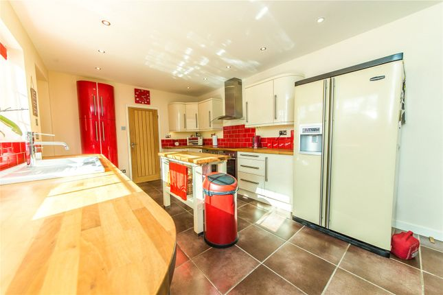 Thumbnail Detached house for sale in Chalk Road, Higham, Rochester, Kent