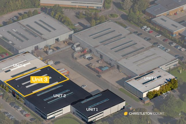 Thumbnail Industrial to let in Christleton Court, Runcorn
