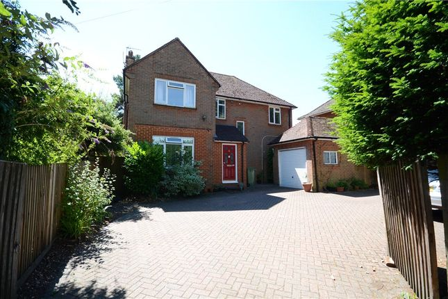 Thumbnail Detached House For Sale In Prospect Avenue Farnborough Hampshire