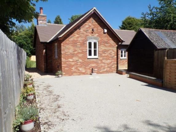 Thumbnail Bungalow for sale in High Street, Souldrop, Bedford, Bedfordshire