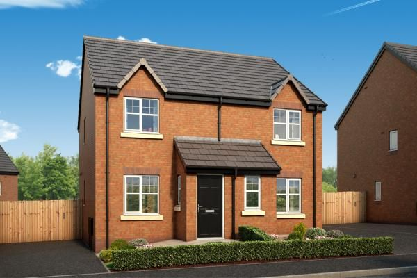 "Thumbnail Property for sale in ""The Eston At Willow Park"" at Thirlmere Drive, Middleton, Manchester"