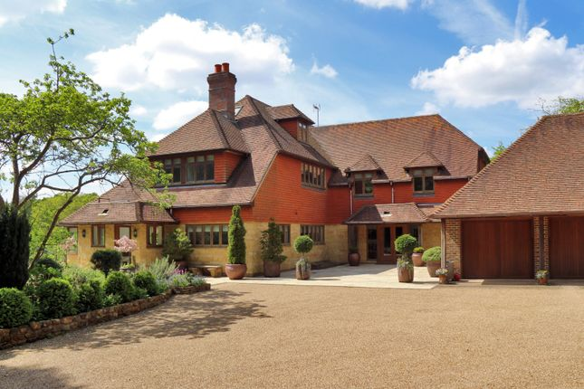 Thumbnail Detached house for sale in Millbrook Hill, Nutley, Uckfield