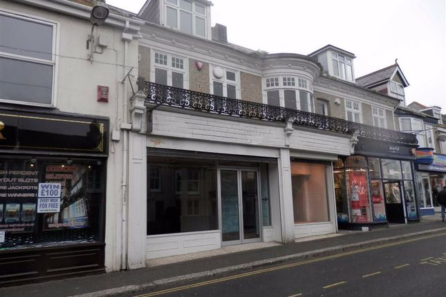 Thumbnail Retail premises to let in 12-14, Fore Street, Newquay