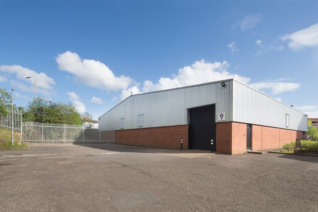 Industrial to let in Oakbank Trading Estate, Glasgow