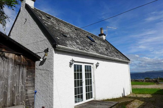 Thumbnail Cottage for sale in Cliffdene Cottage, Shore Road, Sannox
