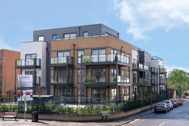 Thumbnail Flat for sale in Wharf Road, Guildford