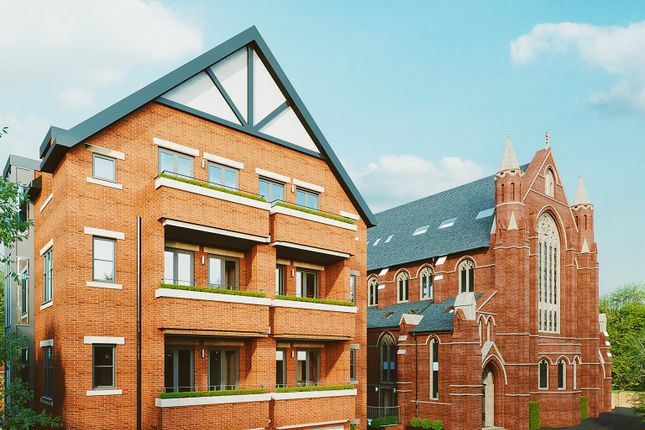 Flat for sale in Holden Road, Woodside Park, North Finchley, London