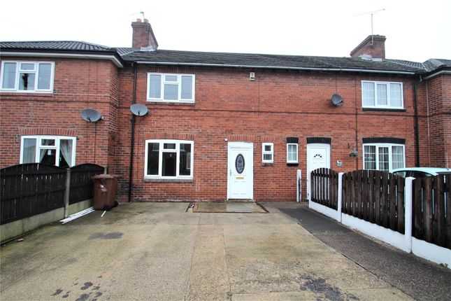 Thumbnail Terraced house to rent in Holmsley Grove, South Kirkby, Pontefract, West Yorkshire