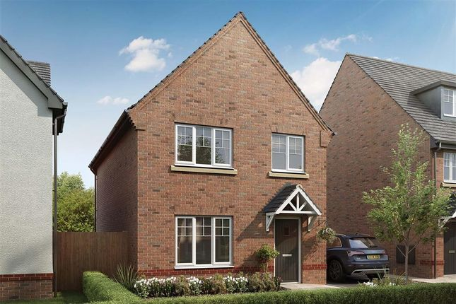 """4 bed detached house for sale in """"The Lydford - Plot 175"""" at Sophia Drive, Great Sankey, Warrington WA5"""