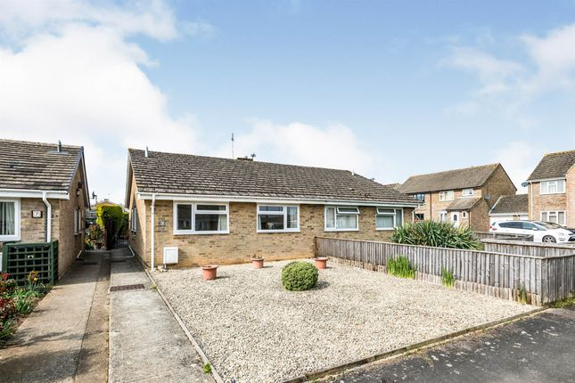 Thumbnail Semi-detached bungalow for sale in Oakfield Road, Carterton