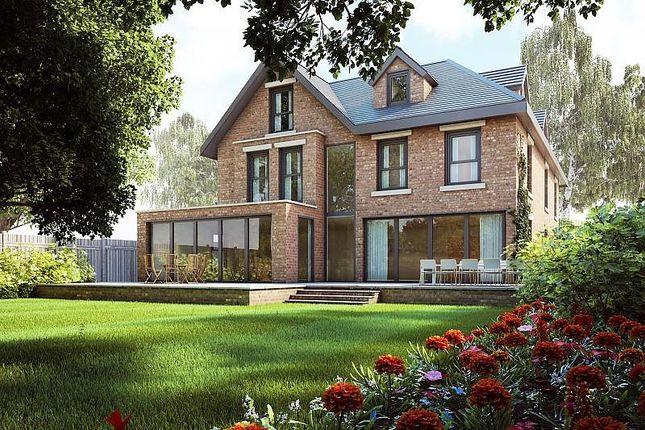 Thumbnail Detached house to rent in Eyebrook Road, Bowdon, Altrincham