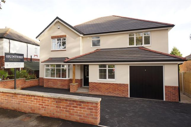 Thumbnail Detached house for sale in Dalewood Avenue, Beauchief, Sheffield