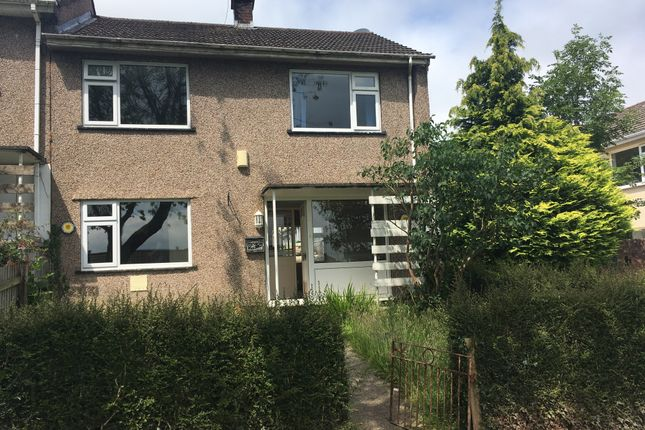 Thumbnail Link-detached house to rent in Laurel Green, Cwmbran