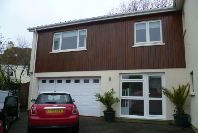 Thumbnail Flat to rent in Bagatelle Road, St Helier
