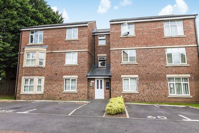 Thumbnail Flat to rent in Dorman Gardens, Middlesbrough