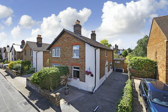 Thumbnail Cottage for sale in Victor Road, London