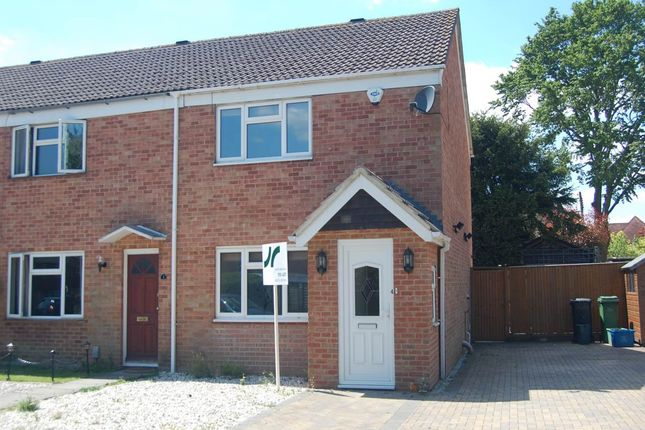 Thumbnail Property to rent in Kennet Close, Hartmead Road, Thatcham