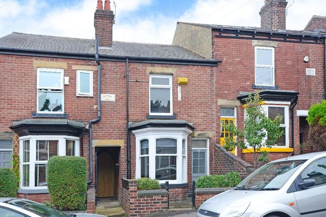 Thumbnail Terraced house for sale in Penrhyn Road, Sheffield